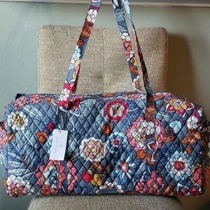 Vera Bradley Bags - **Not Available**Vera Bradley Large Travel Duffel